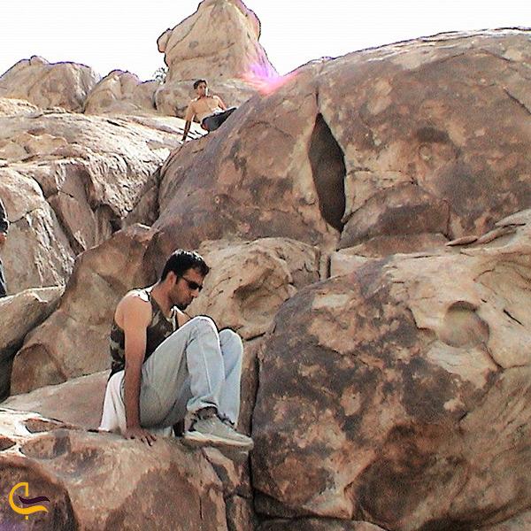 صخره نوردی در منطقه لوچو