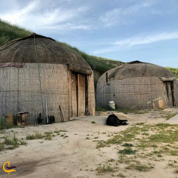 اقامت در روستای گچی سو