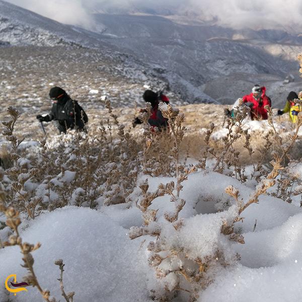 بهترین زمان کوهنوردی در سیستان بلوچستان