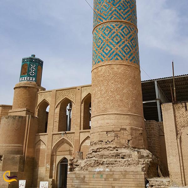 بازدید از مسجد جامع شوشتر