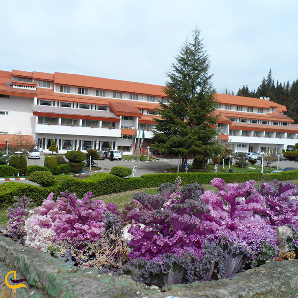 اقامت در شهر ساری و لیست هتل های ساری تصویر هتل سالاردره