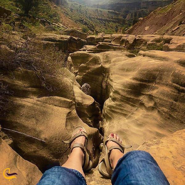 جاذبه های طبیعی شگفت انگیز دره کول خرسان