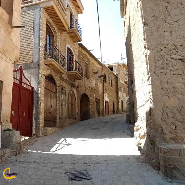 روستای قلات زیبا در شیراز