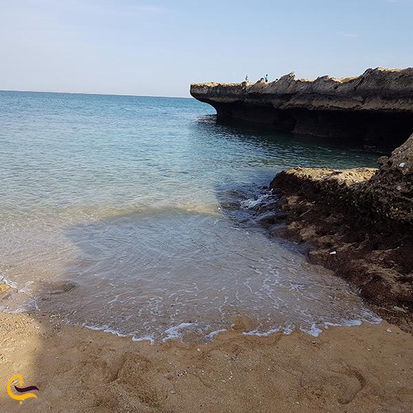 سواحل زیبای جزایر ناز