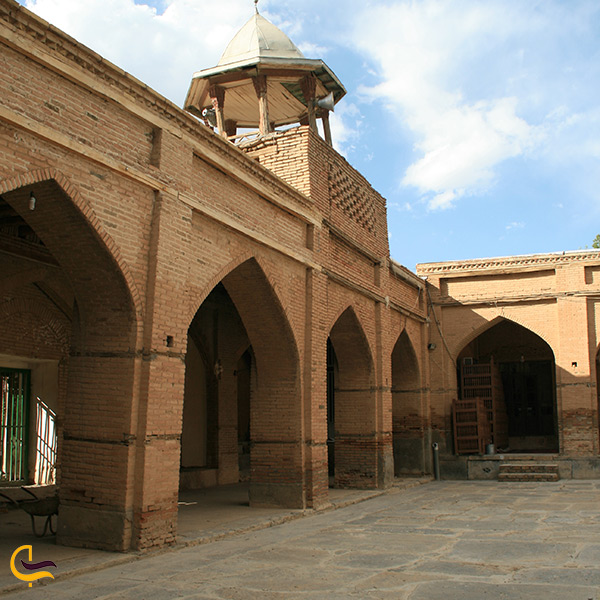 تصویر زیبای مسجد جامع خوانسار