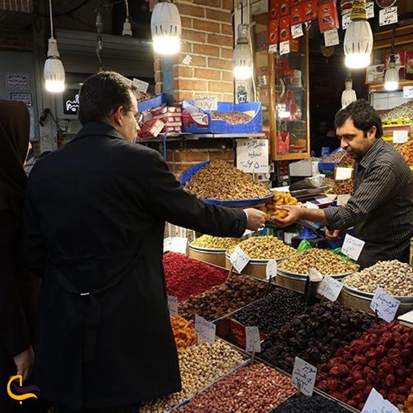 خرید و فروش در بازار سنتی پیشوا