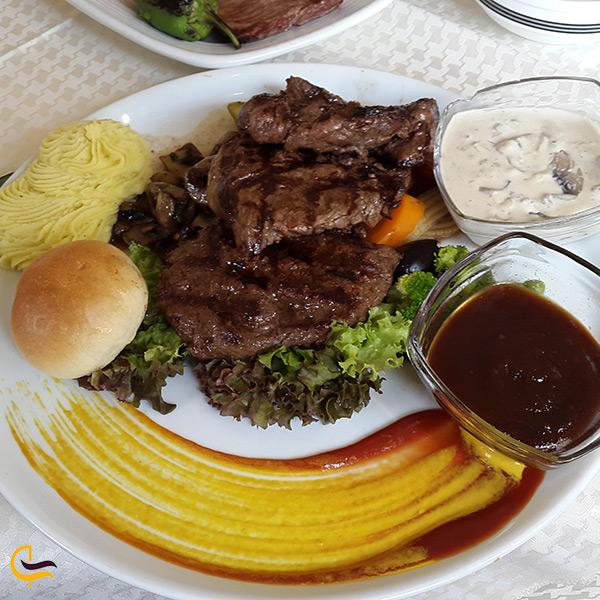 غذاهای خوشمزه رستوران البرز
