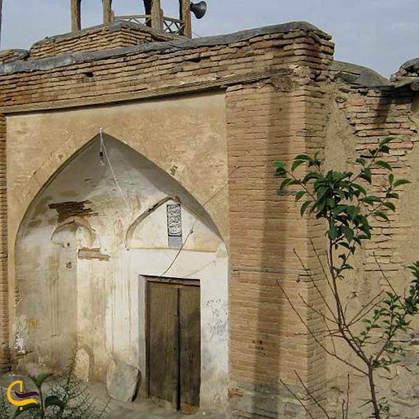 درب ورودی مسجد جامع خوانسار