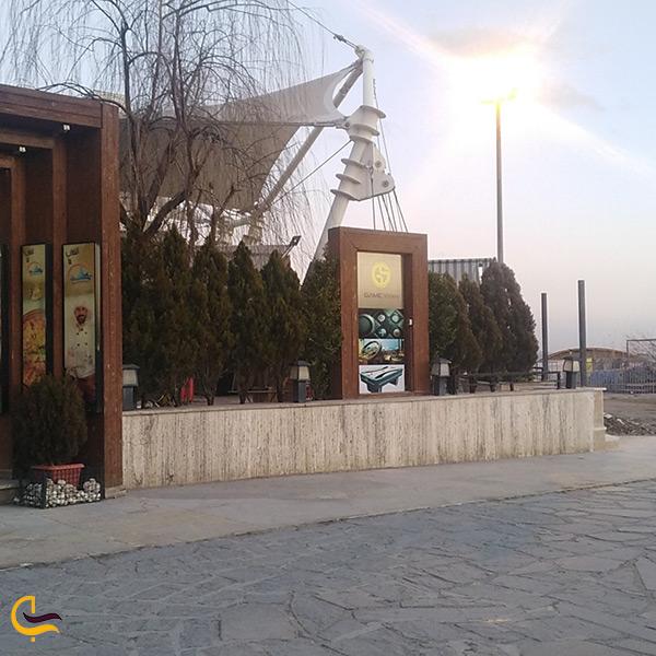همه چیز درباره بوستان بنادر تهران