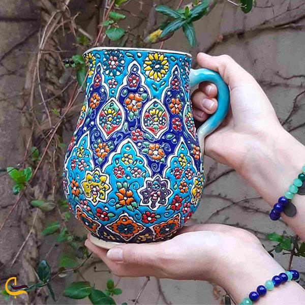 میناکاری هنر زیبای شیرازی و سوغات شهر شیراز