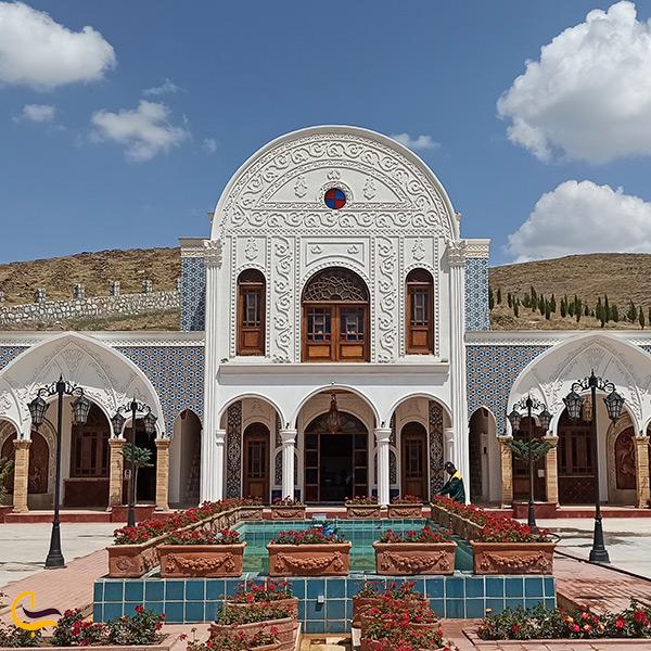 هتل مجموعه گردشگری گلستان کوه خوانسار