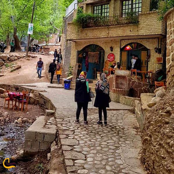روستا های تاریخی و زیبای شیراز