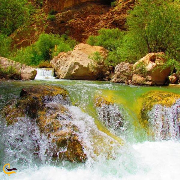 آبشار دم اسب در شیراز