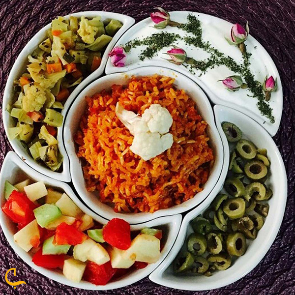 تصویر رب پلو غذای اصیل شیراز