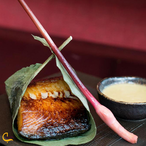 منو ژاپنی و خوشمزه رستوران زوما در دبی