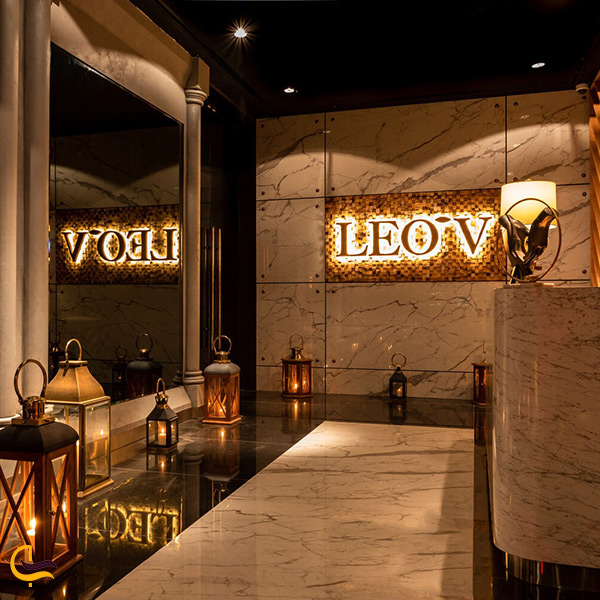 رستوران لئوناردو در دبی