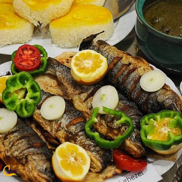 مالابیج غذای محلی بابلسر