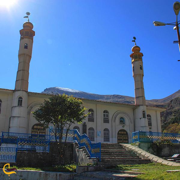 تصویر مسجد آدینه جواهرده از جاهای دیدنی رامسر