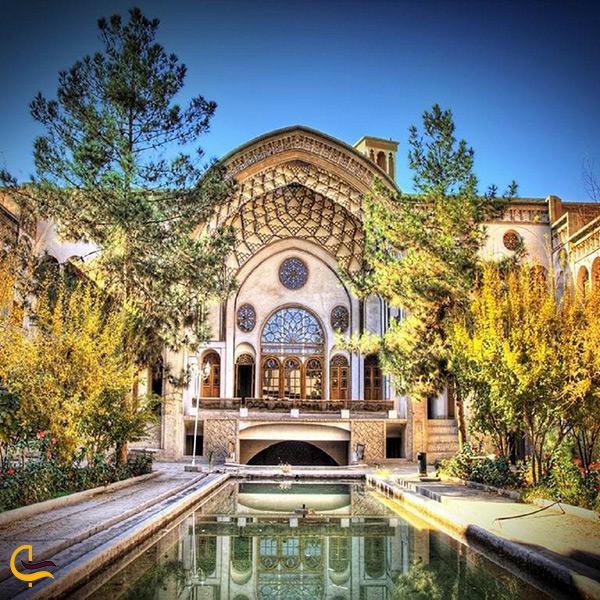تصویر هتل عامری های کاشان