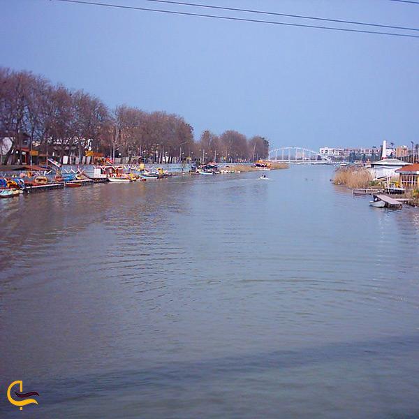 تصویر رودخانه بابلرود