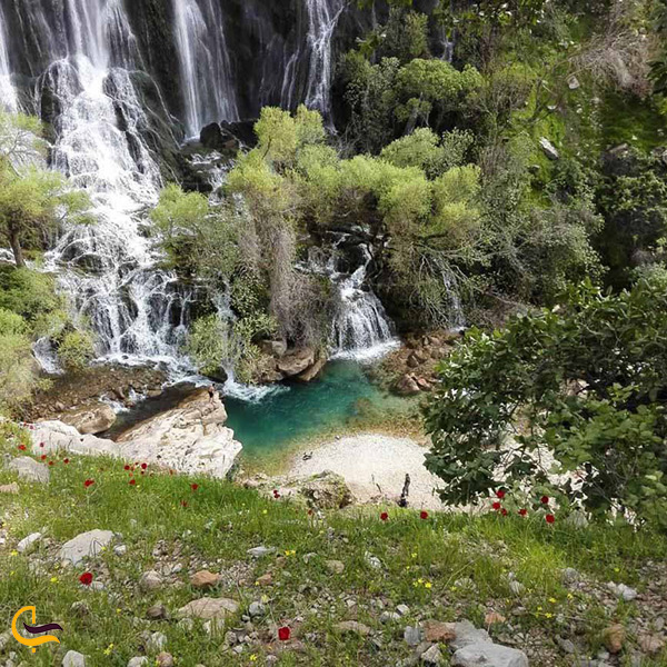 تصویر آبشار شوی دزفول