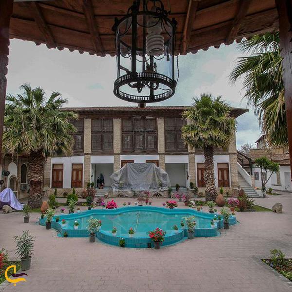 تصویر عمارت کلبادی در شهر زیبای ساری