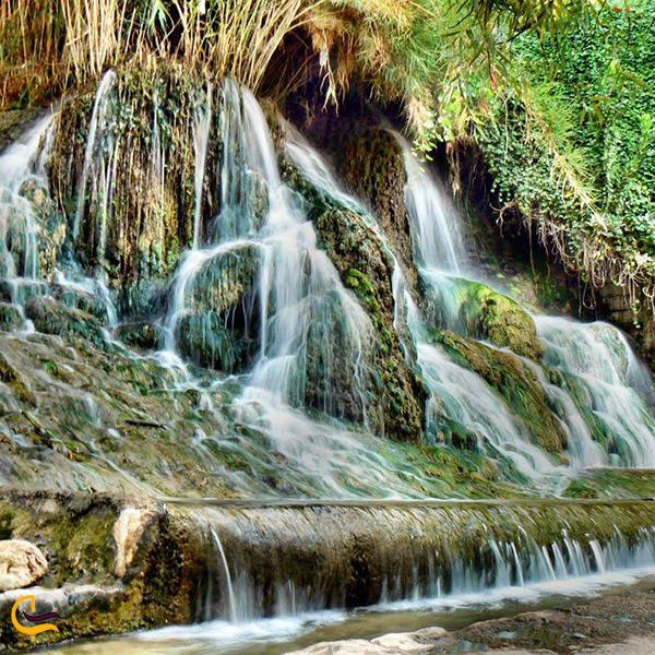 تصویر آبشار مروارید خفر