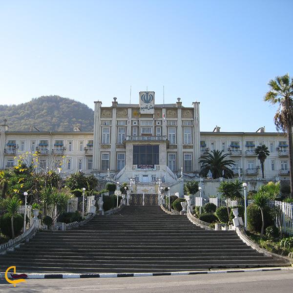 تصویر هتل پارس رامسر اقامت شاهانه در سفری به یادماندنی