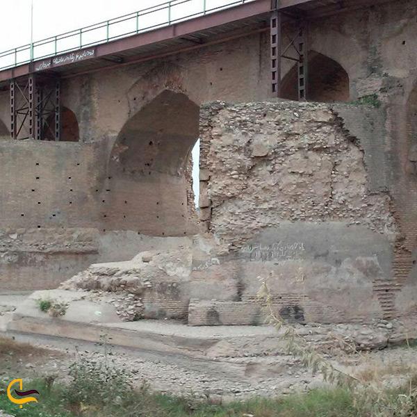 تصویر پل قدیمی دزفول