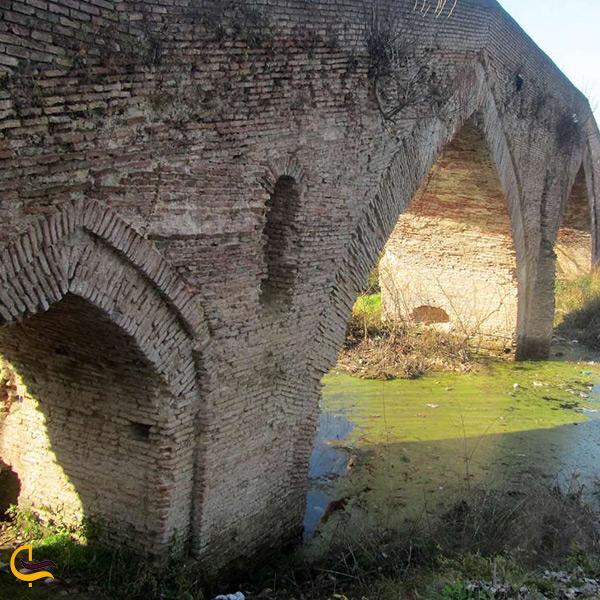 تصویر پل های دیدنی قائمشهر