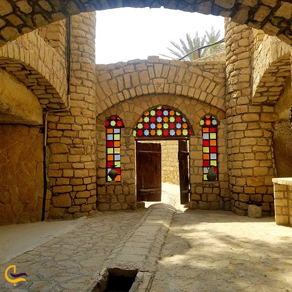 تصاویر شهر زیرزمینی کاریز در کیش