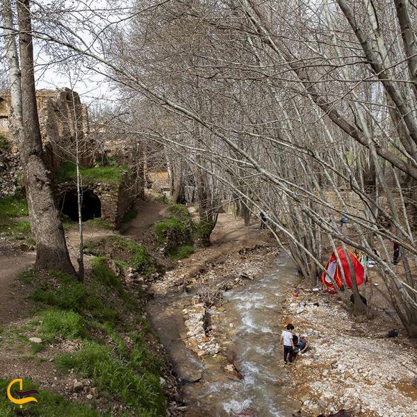 آب و هوای شیراز در فصول مختلف