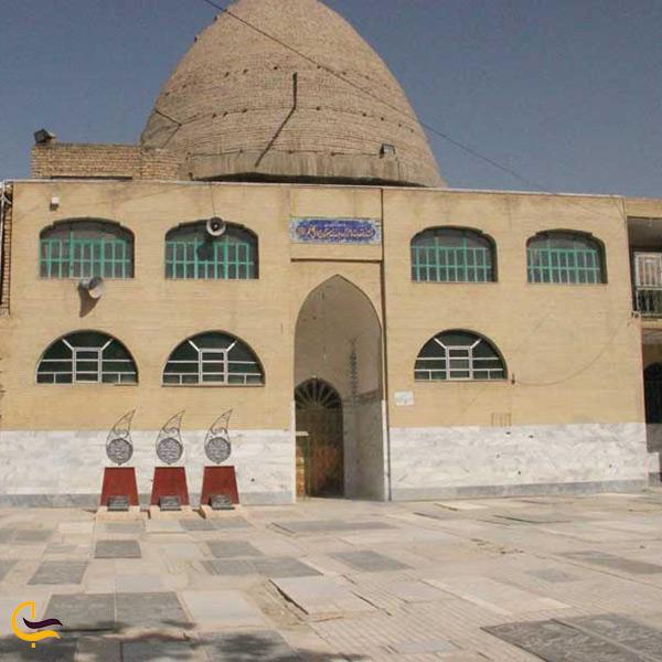 آرامگاه امامزاده عبدالله در پیشوا