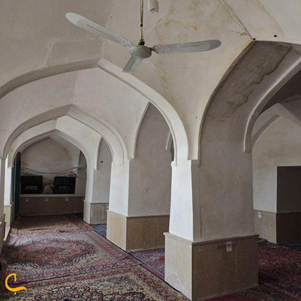 بازدید از مسجد جامع جهرم