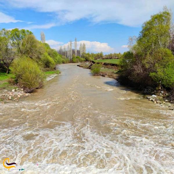 رودخانه زیبای هیرمند به کجا می ریزد