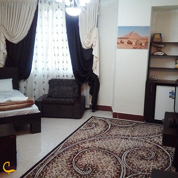 اقامت در هتل آفتاب اراک