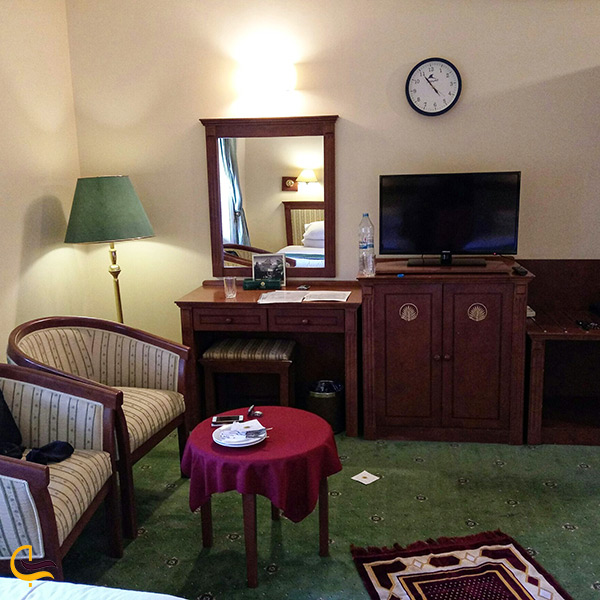 اقامت در هتل ارگ جدید بم
