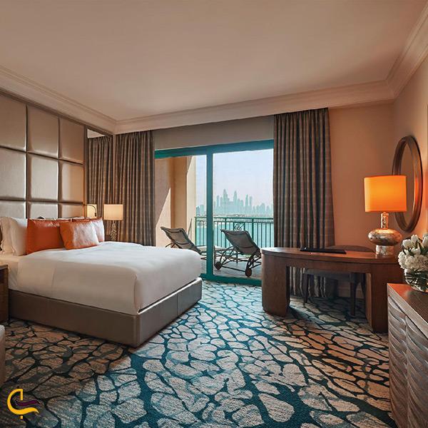 اقامت در هتل آتلانتیس دبی