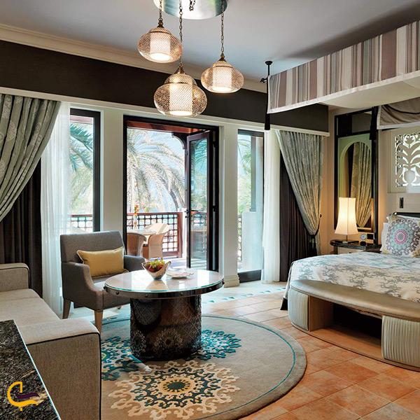 اقامت در هتل دارالمسیاف دبی
