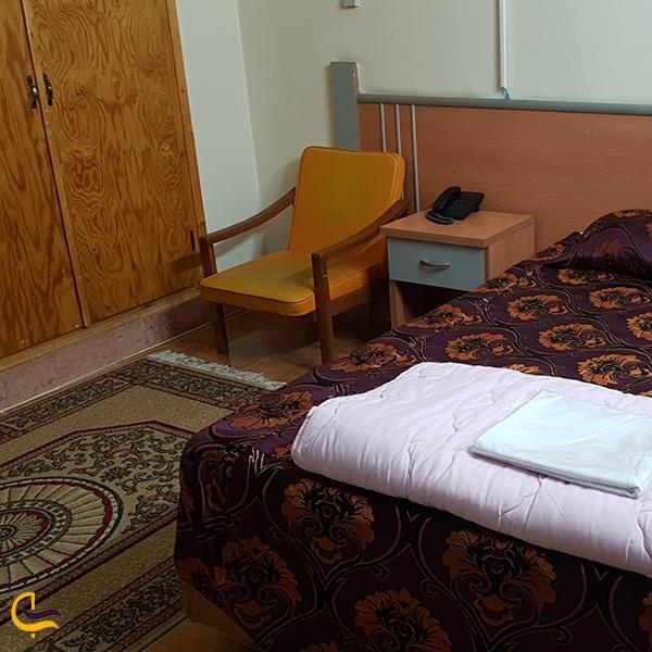 اقامت در هتل نگین بجنورد
