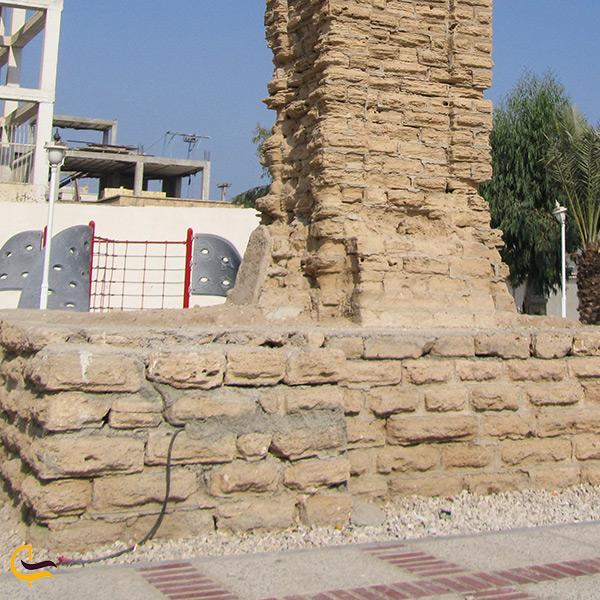 معماری قبر جنرال در بوشهر