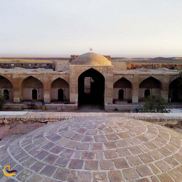 کاروانسرای قصر بهرام در سمنان