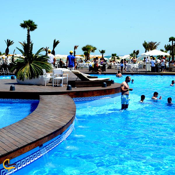 باشگاه ساحلی آمبوران باکو