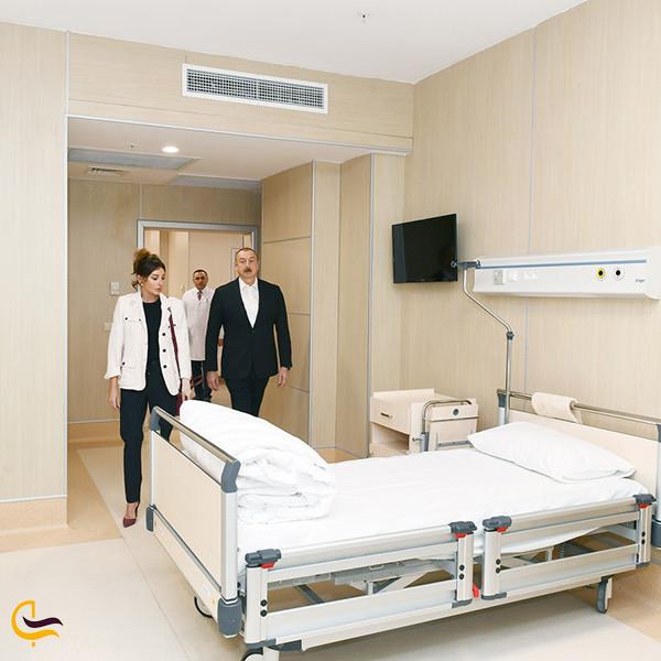 خدمات پزشکی باکو