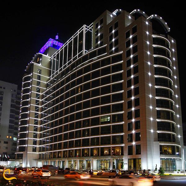 هتل قفقاز باکو سیتی