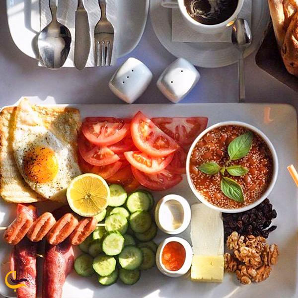 تصویری از غذای کافه رستوران تهران