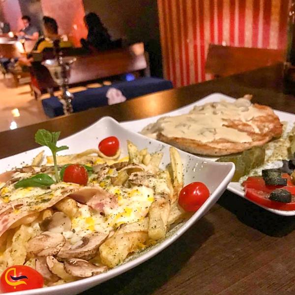 تصویری از غذای کافی شاپ موگه تهران