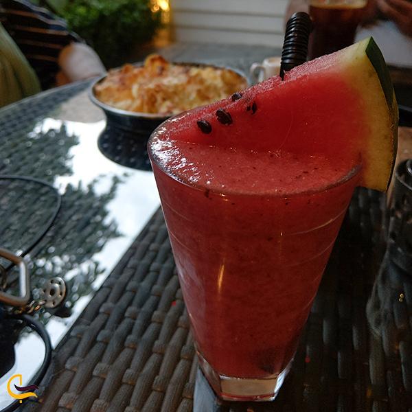 تصویری از نوشیدنی کافه رسپینا تهران
