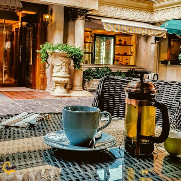 تصویری از نوشیدنی کافه ویکولو تهران