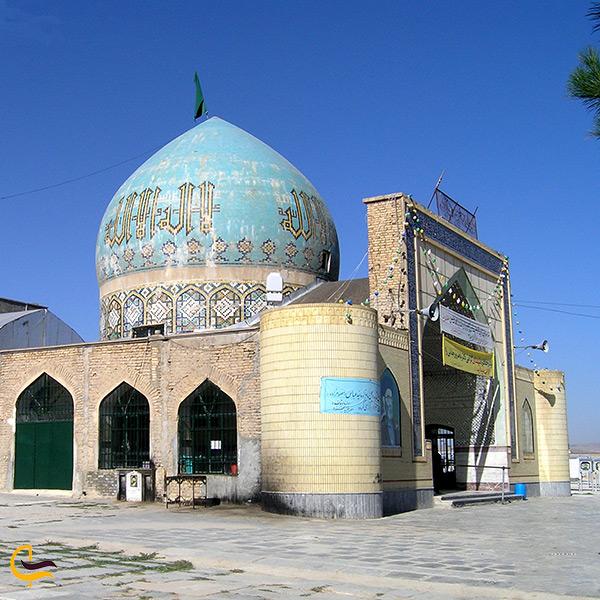 بارگاه امامزاده سلطان سید عباس بجنورد